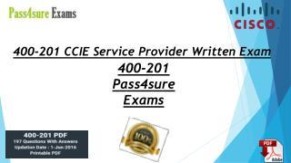 400-201 Exam study material
