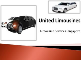 Renting a Limousine in Singapore