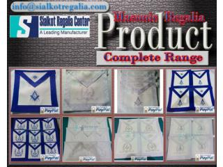 Blue lodge Master Aprons