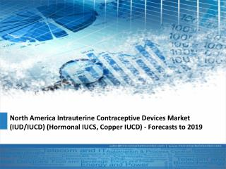 North American Intrauterine Contraceptive Devices (IUD/IUCD) Market Research Report