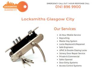 Locksmith Glasgow