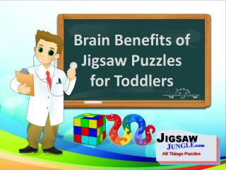 Top 7 Brain Benefits of Jigsaw Puzzles for Toddlers