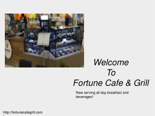Fortune Cafe and Grill