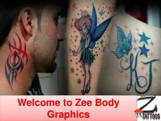 Welcome to Zee Body Graphics