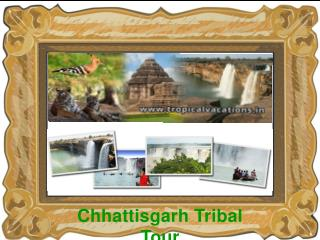 chhattisgarh tribal tour