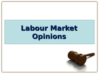 Canada Immigration features Labour Market Opinions