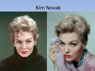 Kim Novak Biography | Biography of Kim Novak