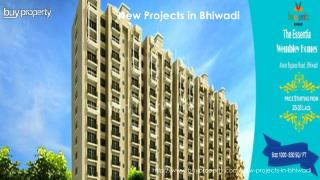 New Projects in Bhiwadi | New Launches in Bhiwadi - Upcoming Realty Projects in Bhiwadi