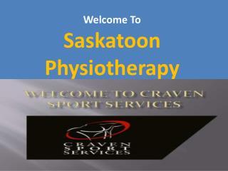 Saskatoon Physio