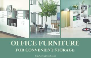Offices Would Require Different Storage Solutions