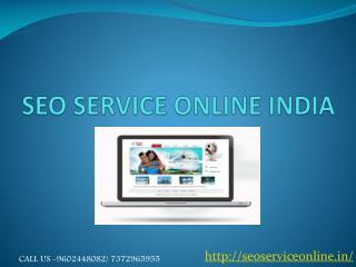 seo service online India