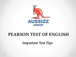 Important Tips for PTE Exam