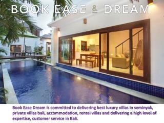 Premium Bali Island Villas at Book Ease