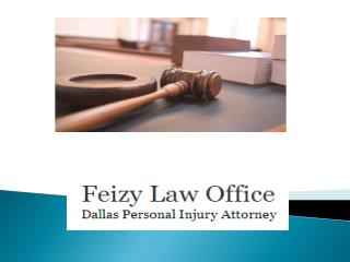 Plano Personal Injury Attorney