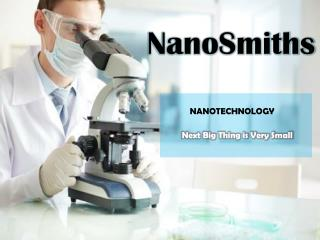 NanoSmiths- For Best Nano Coating Solutions