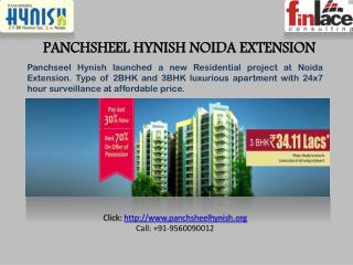 Panchsheel Hynish Greater Noida
