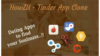 HowZU-Tinder App Clone