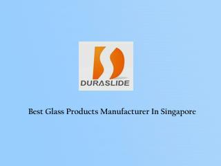Glass Products Manufacturer