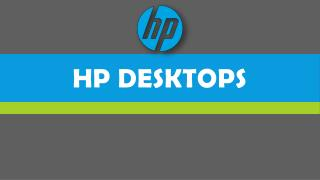 HP Desktops in Kuwait - Lowest Price Ever
