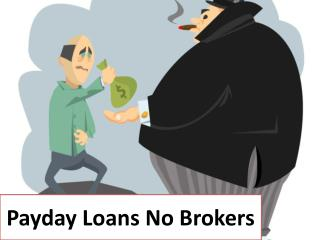 Direct Payday Loan Lenders Explained