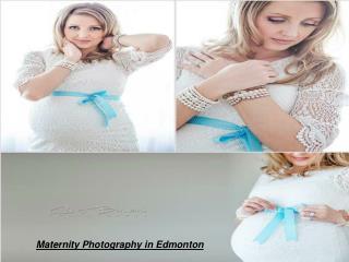 Maternity Photography in Edmonton