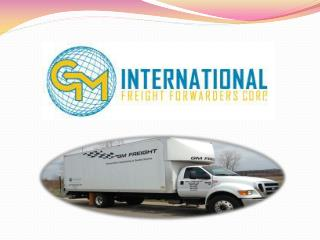 Get the Best Ocean Freight Shipping Service