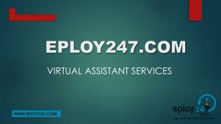 Virtual Assistant-Services - EPLOY247.COM