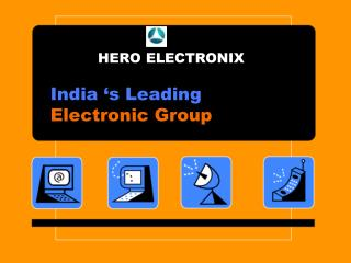 India's Leading Electronic Group