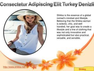 Consectetur Adipiscing Elit Turkey Denizli | Pellentesque Pretium Turkey