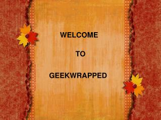 Smart Geeks Gifts For Your Frineds