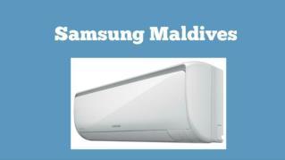 Samsung maldives