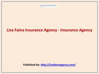 Lisa Faina Insurance Agency - Insurance Agency