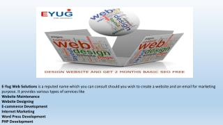 Offed Dedicated Web Services