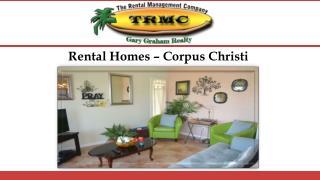 Rental Homes � Corpus Christi