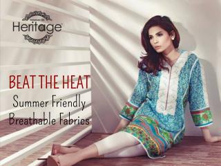 Beat the Heat Summer Friendly Breathable Fabrics - Deepkalasilk.com
