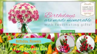 Happy Birthday Flowers