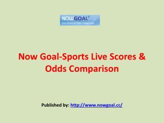 Sports Live Scores & Odds Comparison