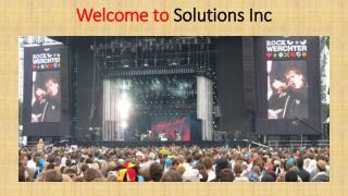 Solution INC Pro