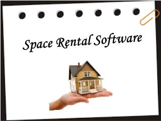space rental software