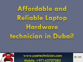 Laptop Hardware Repair technicians Dubai