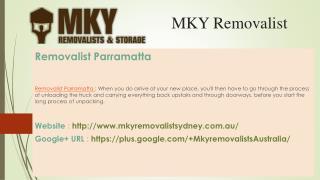 Removalist Parramatta