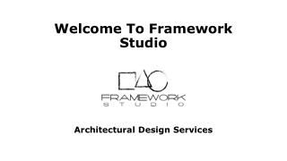 Architectural Design Services in Chandigarh