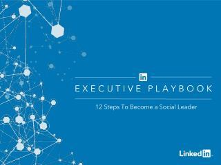 Executive playbook
