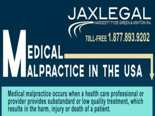 Medical Malpractice Attorneys in Jacksonville