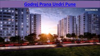 Godrej Prana Undri Pune