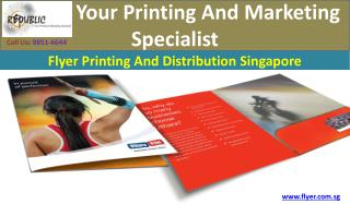 Your Printing And Marketing Specialist