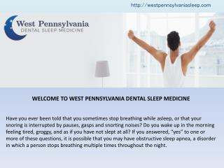 Sleep Apnea Doctor in Beaver County – Dr. William Hoch