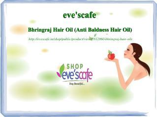 Buy Evescafe Anti Baldness Hair Oil