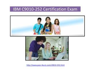 C9010-252 Exam Questions & Practice Test