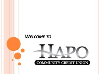 Hapo - Benefits of Getting A Loan Online